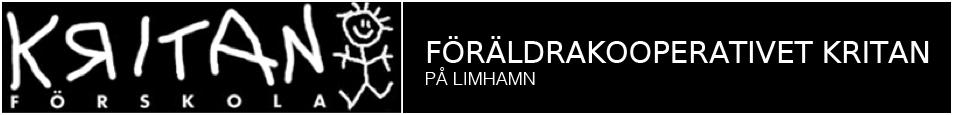 Kritans Förskola Logo